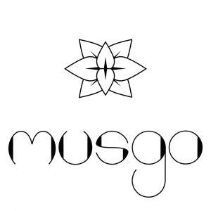 Musgo Clothing moda sostenible Logotipo