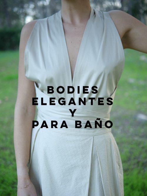 bodies moda sostenible de Musgo hecho en España