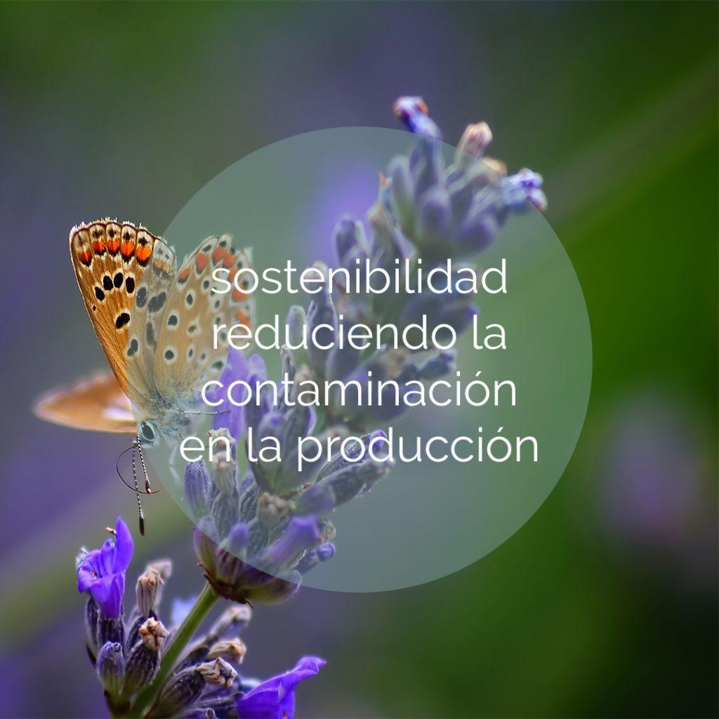 Sostenibilidad textil en la contaminación